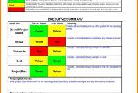 Quarterly Status Report Template Unique Project Status Report Excel Templates Word Ppt Template Lab Multiple