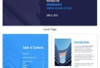 Report Cover Page Template Word Awesome 19 Consulting Report Templates that Every Consultant Needs Venngage