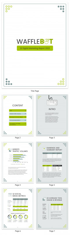 Report Template Elegant 30 Business Report Templates That Every Business Needs [ Design