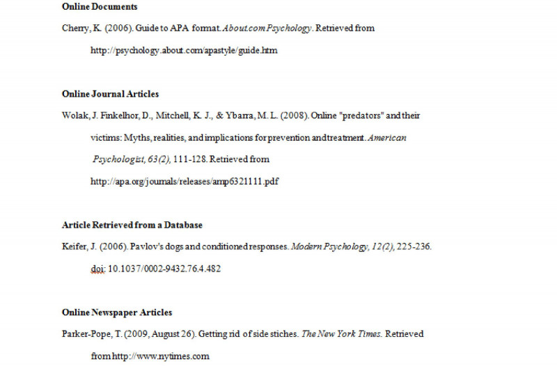 School Psychologist Report Template Awesome Apa Format Examples Tips And Guidelines