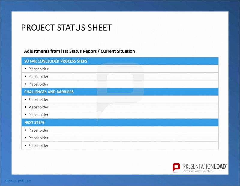 Site Progress Report Template New Project Status Report Template Template For Resume Regular Project