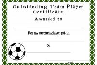 Soccer Certificate Template Free Awesome 019 Template Ideas Free Printable Certificate Stupendous Templates