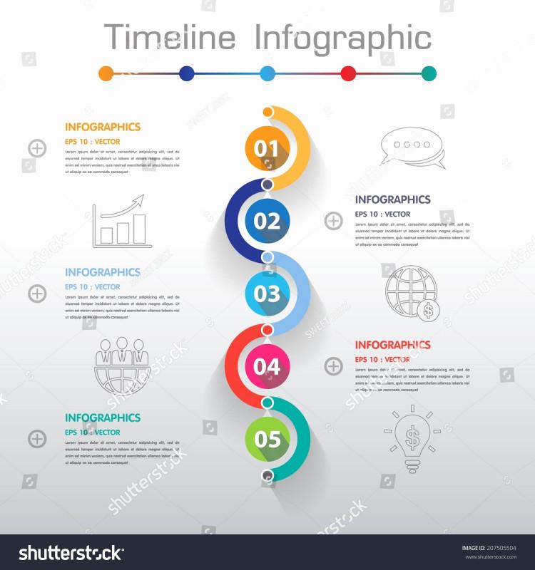 Social Media Report Template Professional Social Media Timeline Template My Spreadsheet Templates