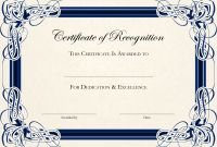 Softball Award Certificate Template New Certificate Template for Best Performance New Appreciation Word