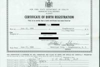 South African Birth Certificate Template Awesome 009 Template Ideasficial Birth Certificate German for Your Sample