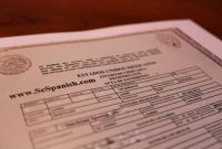 Spanish to English Birth Certificate Translation Template Unique Translate A Letter From English to Spanish the Spanish Version Of