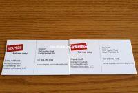 Staples Banner Template New Staples Custom Business Cards Luxury Business Cards Staples Custom
