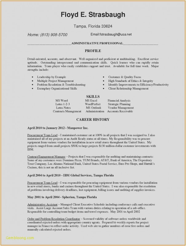 Strategic Analysis Report Template New format Of Resumes Professional Vitae Curriculum Fresh Resume Cover