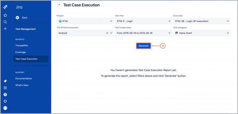 Test Case Execution Report Template Awesome How To Present Test Case Execution Progress In Jira With Rtm
