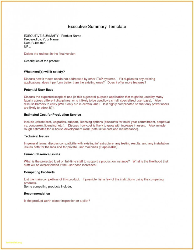 Test Result Report Template Professional Executive Summary Word Template Resume Business Plan Stock Photos Hd
