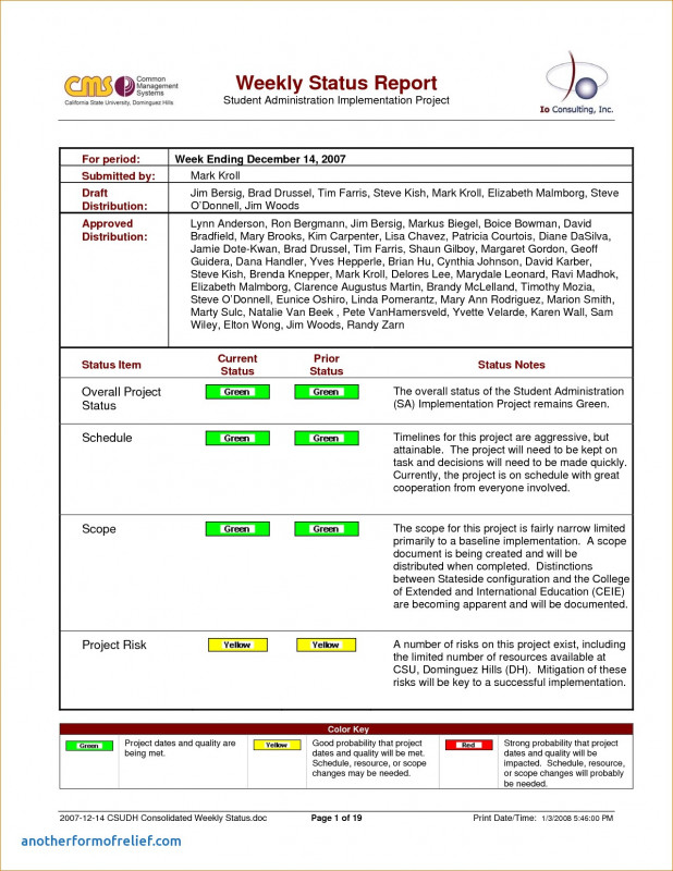 Testing Weekly Status Report Template Professional How To Write A Weekly Report Template Sazak Mouldings Co