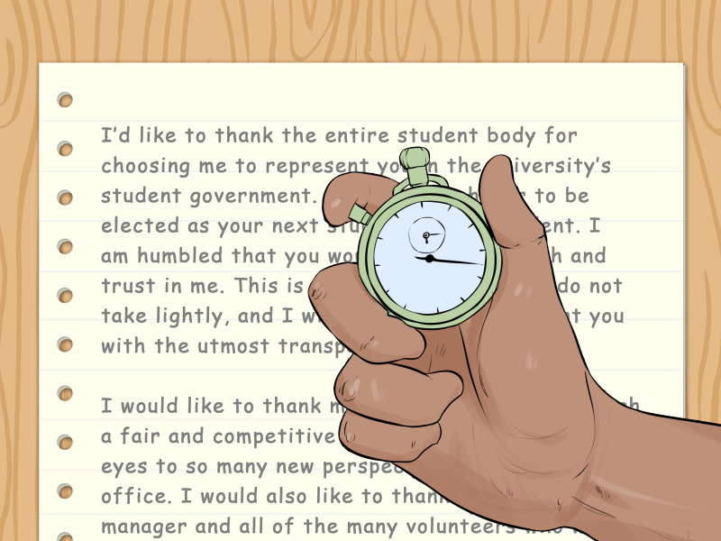 Volunteer Certificate Template Awesome How To Write An Acceptance Speech With Sample Speeches