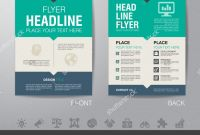 Wedding Banner Design Templates Awesome Corporate Brochure Flyer Design Layout Template In A4 Size with