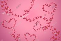 Wedding Banner Design Templates Unique Mini Heart Pink On Image Photo Free Trial Bigstock