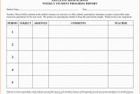 Weekly Activity Report Template Awesome 16 Employee Weekly Progress Report Template Resumesheets