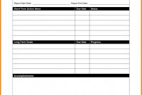 Weekly Manager Report Template Unique Daily Project Status Report Sample 13 Hello Marathi Letter Progress