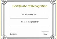 Word Certificate Of Achievement Template Unique Music Certificate Template Hadi Palmex Co