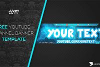 Youtube Banner Template Gimp Unique Roblox Banner Ad Template wholefed org
