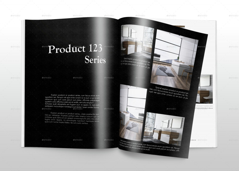 11x17 Brochure Template Awesome Product Brochure Template Free Amazing Design Z Fold Brochure