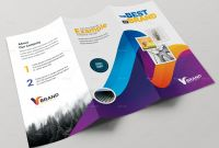 11×17 Brochure Template New 45 Premium Ree Psd Professional Bi Fold And Tri Fold Brochure