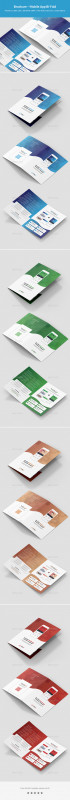 11x17 Brochure Template New Informational Brochure Templates From Graphicriver Page 55