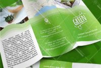 2 Fold Brochure Template Psd Awesome Quantum Alchemy Green Shop Tri Fold Brochure Quantum Alchemy It