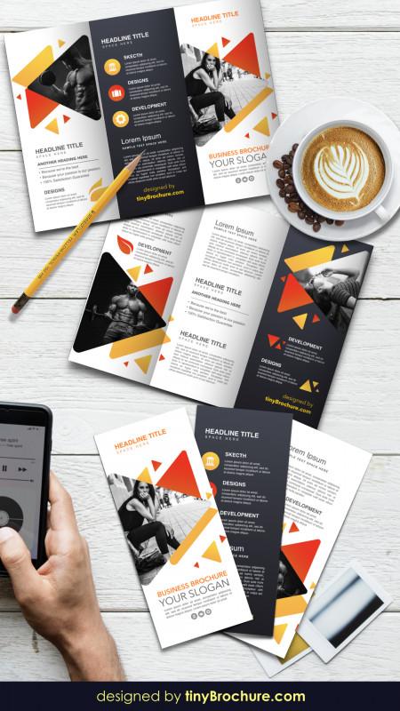 3 Fold Brochure Template Free Best 3 Panel Brochure Template Google Docs Free