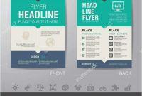 3 Fold Brochure Template Free Download Best Free Collection Set Of Tri Fold Brochure Template Leaflet Layout