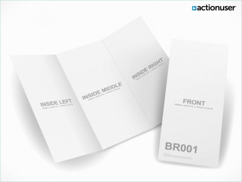 3 Fold Brochure Template Psd Awesome Tri Fold Brochure Template Psd Comfortable Psd Mockup Templates