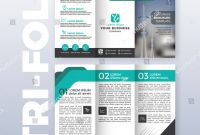 3 Fold Brochure Template Psd Free Download New Tri Fold Brochure Ai Template