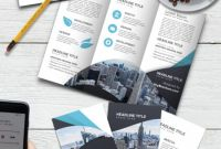 4 Fold Brochure Template Awesome Tri Fold Brochure Template for Google Slides