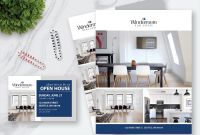 8.5 X11 Brochure Template New Real Estate Flyer and Postcard Templates Apple Pages Powerpoint Publisher Indesign 8 5 X 11 and 6 X 4 with 125 Bleed