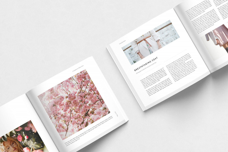 Adobe Indesign Brochure Templates New Brochure Layout Indesign