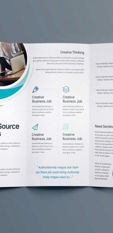 Adobe Tri Fold Brochure Template New Adobe Illustrator Flyer Templates Lera Mera