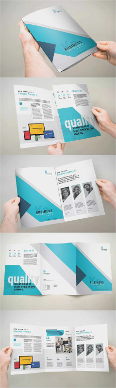 Adobe Tri Fold Brochure Template New Download 60 Brochure Template Indesign New Free Download Template