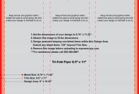 Adobe Tri Fold Brochure Template New Legal Size Tri Fold Brochure Template Best Of Adobe Illustrator