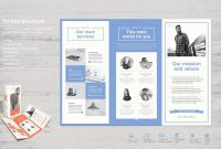 Brochure 4 Fold Template Awesome Architect Powerpoint Template Sample Hotelgransassoteramo Eu