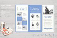 Brochure 4 Fold Template Awesome Architect Powerpoint Template Sample Hotelgransassoteramo Eu