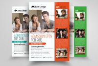 Brochure Design Templates for Education Best Education Flyer Template Flyer Templates Creative Market