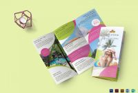 Brochure Psd Template 3 Fold Best Travel and tour Brochure Design Template In Psd Word Publisher
