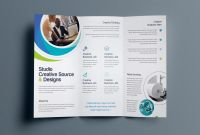 Brochure Psd Template 3 Fold New Hypnosis Professional Tri Fold Brochure Template 001203 Brochure