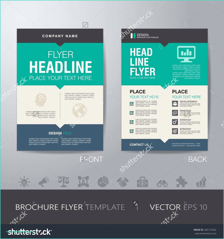 Brochure Rubric Template New Photoshop Brochure Templates Adbis2009 Org