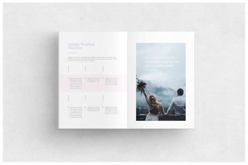 Brochure Templates Adobe Illustrator Awesome Wedding Magazine Weddingmagazinetemplates Design Magazine