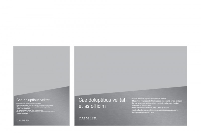 Brochure Templates Free Download Indesign Awesome Daimler Brand Design Navigator