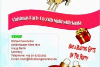 Christmas Brochure Templates Free New town Hall Invite Template Paramythia