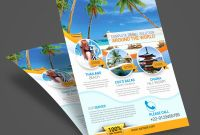 Country Brochure Template Awesome Free World Travel Brochures Focus Morrisoxford Co