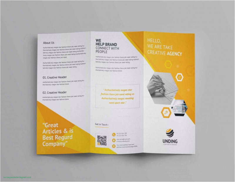 Creative Brochure Templates Free Download Awesome Bifold Brochure Template Healthcare Brochure Templates Free