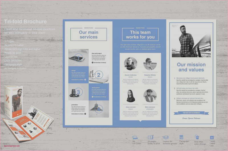 Creative Brochure Templates Free Download Best Download 48 Tri Fold Brochure Templates Format Free Resume