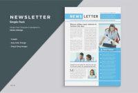 Daycare Brochure Template New Download Newsleter Templates Christliche Newsletter Vorlagen