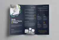 Fancy Brochure Templates Best Adobe Illustrator Brochure Template Awesome Adobe Illustrator Tri